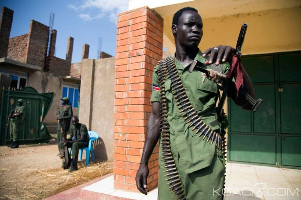 Soudan du Sud: Des détenus désarment des gardes dans une prison de Juba