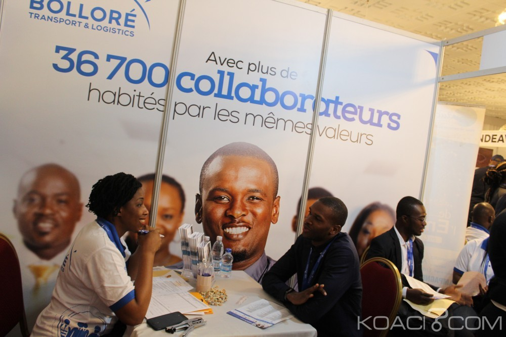 Côte d'Ivoire: AfricTalents 2018 à  Abidjan,  Bolloré Transport & Logistics auditionne plus de 300 Candidats