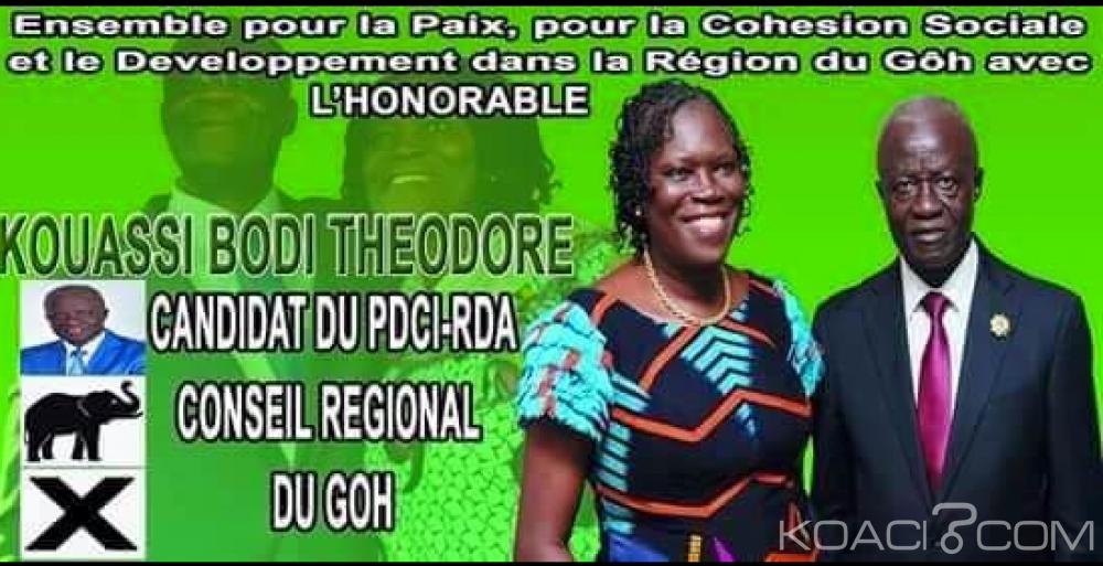 Côte d'Ivoire: Régionales dans le Gôh, Simone Gbagbo cautionne-t-elle la candidature du PDCI ?