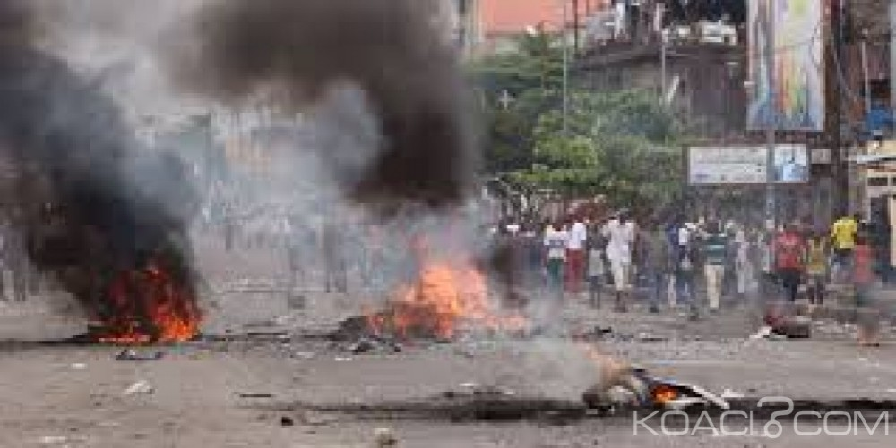 Angola  : 11 congolais tués lors d'une opération contre des clandestins à Luanda