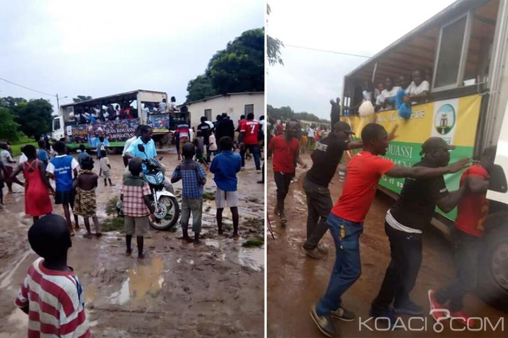 Côte d'Ivoire : Régionales 2018 Gbêkê, deux rendez vous programmés sur le même site virent à l'affrontement entre Kouassi et Abonouan
