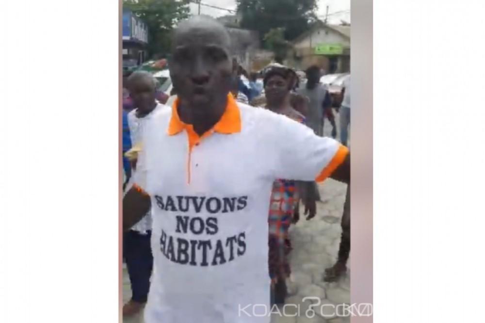 Côte d'Ivoire : Destruction des maisons par la Sicogi, après Cocody Danga autour de Treichville ? François Amichia accusé