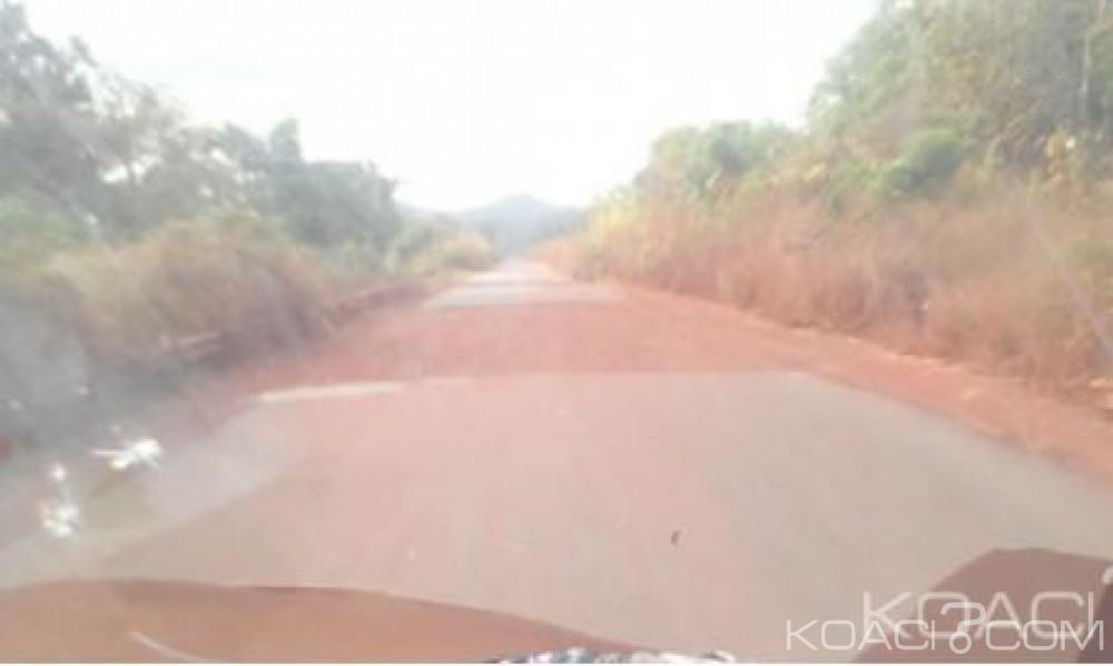 Côte d'Ivoire: Un véhicule tue deux hommes à moto sur l'axe Bouna-Bondoukou