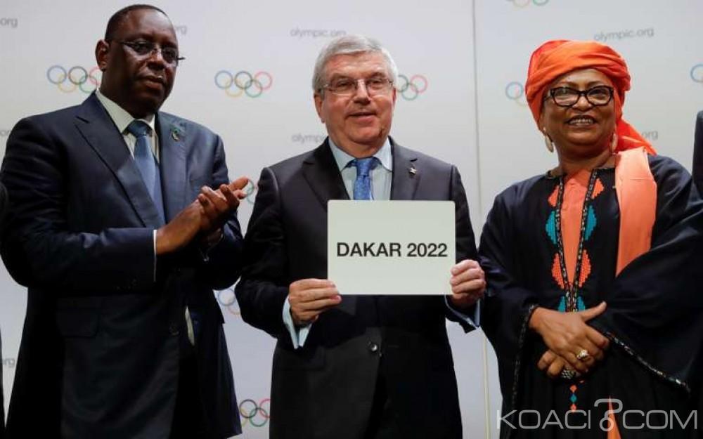 Sénégal: Le  CIO confirme Dakar pour accueillir les Jeux Olympiques de la jeunesse, une première sur le continent