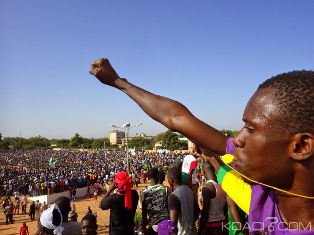 Burkina Faso : Une marche meeting pour commémorer l'insurrection populaire