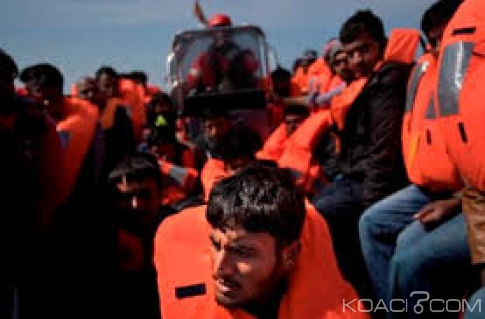 Maroc : La marine royale tire sur une embarcation de migrants, un blessé