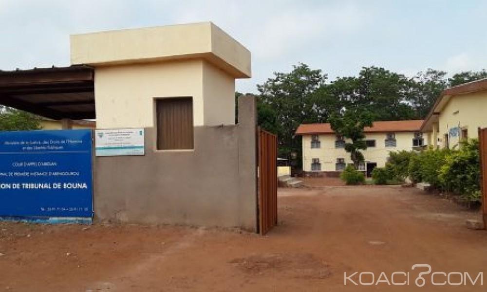 Côte d'Ivoire : Quatre individus dont une femme écopent de cinq ans de prison pour extorsions de fonds