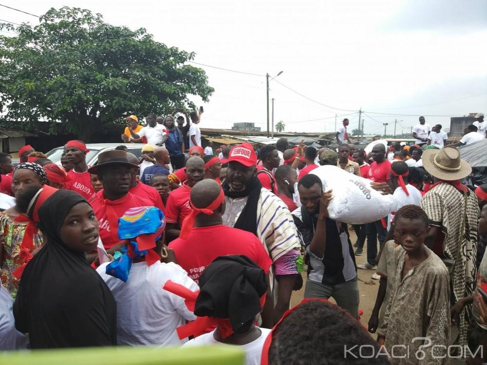 Côte d'Ivoire : Municipales J-2 à Abobo, Amara Le Gros soutient Tehfour et un indépendant qui alerte sur le risque d'une fraude massive à la CEI