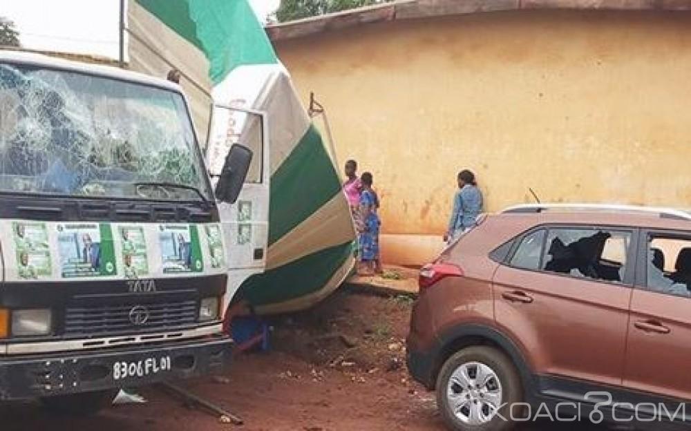 Côte d'Ivoire : Violences en campagne électorale contre le maire sortant de Didievi