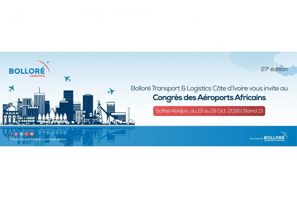 Côte d'Ivoire : Bolloré Logistics à l'Assemblée Générale de l'ACI, communiqué de presse