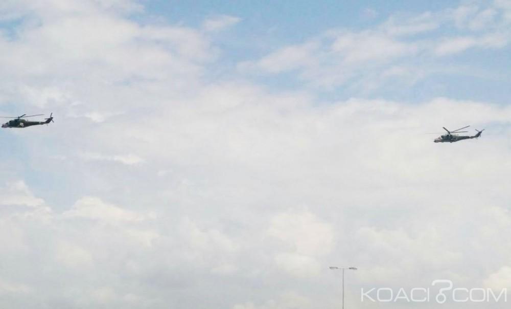 Côte d'Ivoire : Locales 2018, deux MI-24 dans le ciel de Fresco, Lobognon à ses partisans «c'était pour vous»