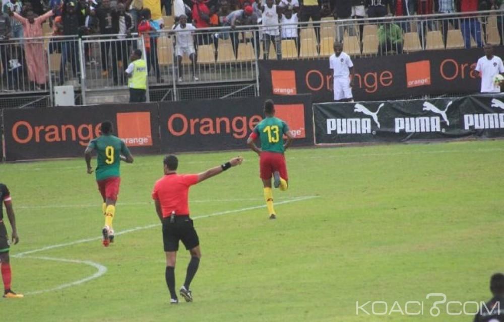 Cameroun : Les Lions indomptables s'imposent 1 à 0 face aux Flammes du Malawi