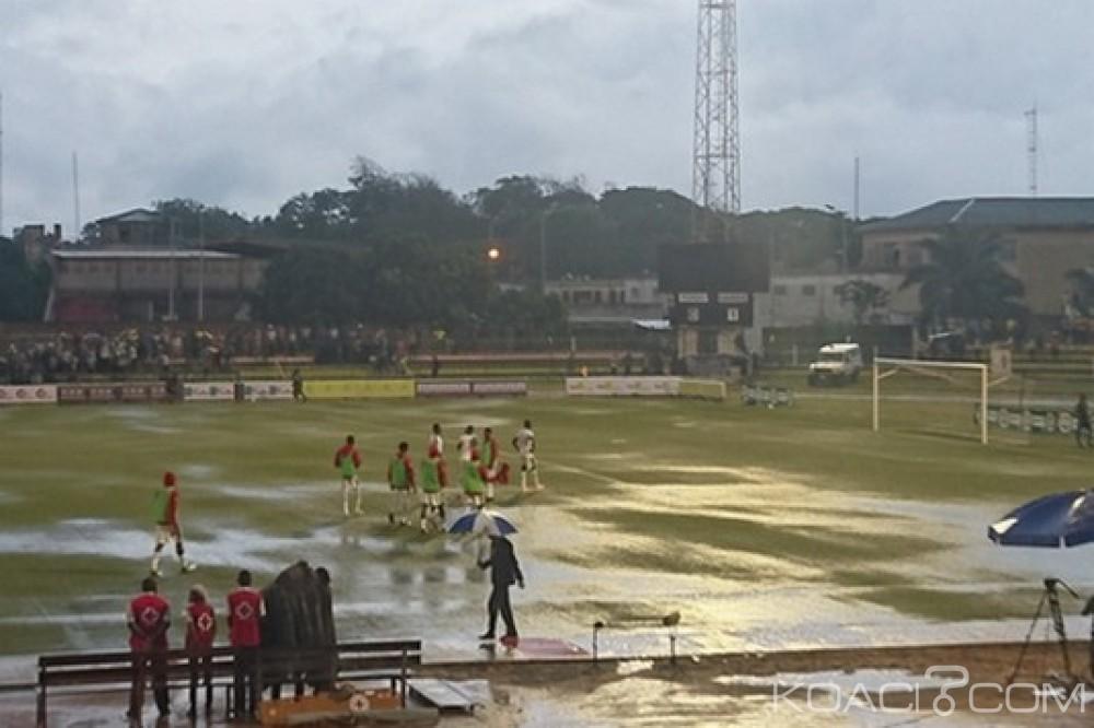 Togo-Gambie : Elim. CAN 2019, match nul 1-1 à Lomé dans la pluie