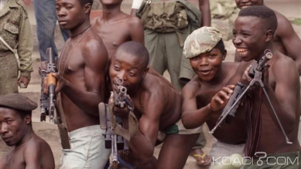 Nigeria: Libération de 833 enfants-soldats enrôlés par une milice d'autodéfense