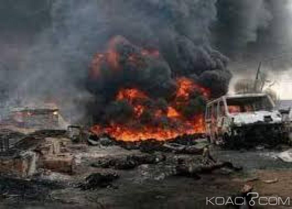 Nigeria : 30 morts brûlés dans l''explosion d'un oléoduc attaqué par des voleurs de carburants