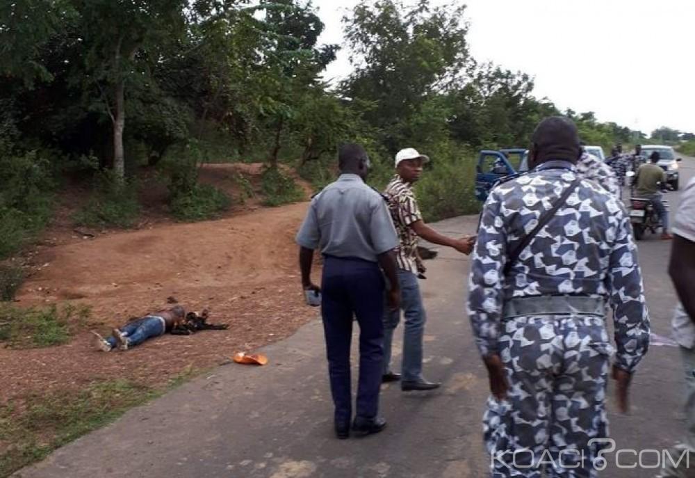 Côte d'Ivoire : Locales 2018, deux jeunes manifestants tués à Séguéla, leur candidat décline toute responsabilité