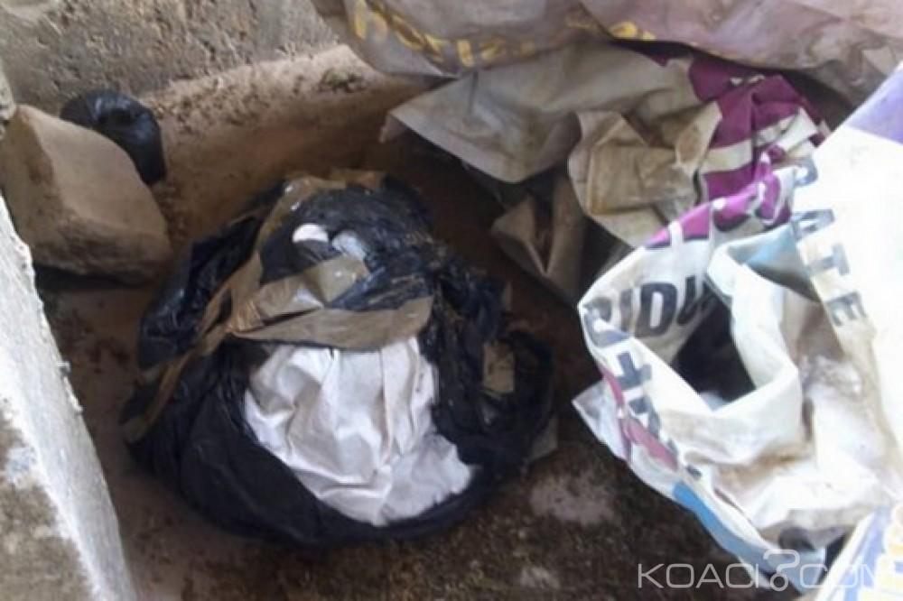 Ghana : De la marijuana cachée et découverte dans une église à Koforidua