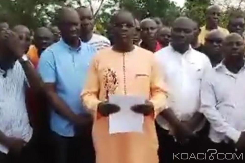 Côte d'Ivoire: A l'inhumation de son superviseur assassiné, Tehfour accuse ouvertement Bakayoko, annonce déposer des recours et révèle la disparition de partisans