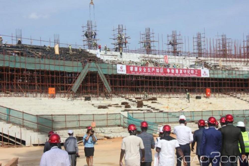 Côte d'Ivoire : CAN 2021, lancement samedi à Yamoussoukro des  travaux des infrastructures restant à réaliser