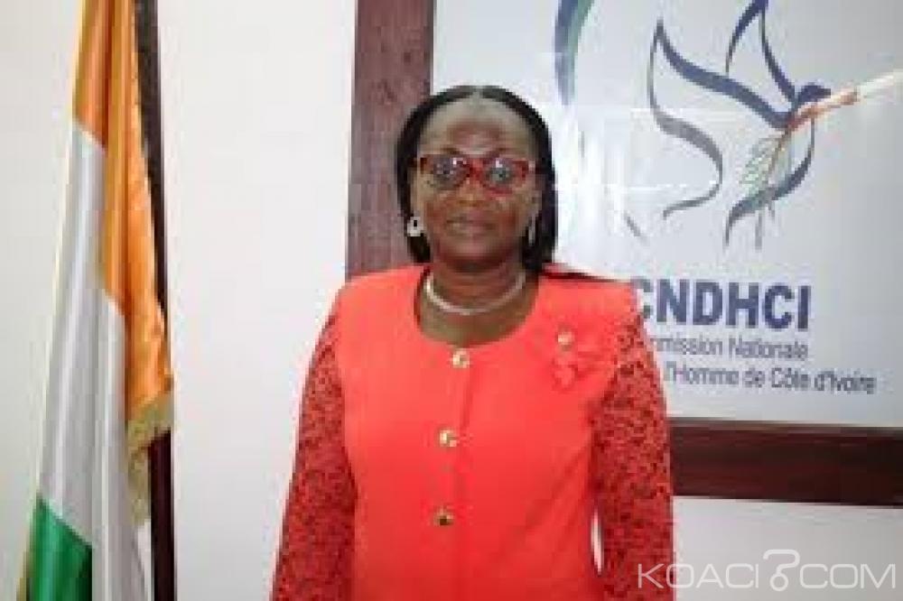 Côte d'Ivoire : Droit de réponse de la Commission des Droits de l'Homme (CNDHCI)