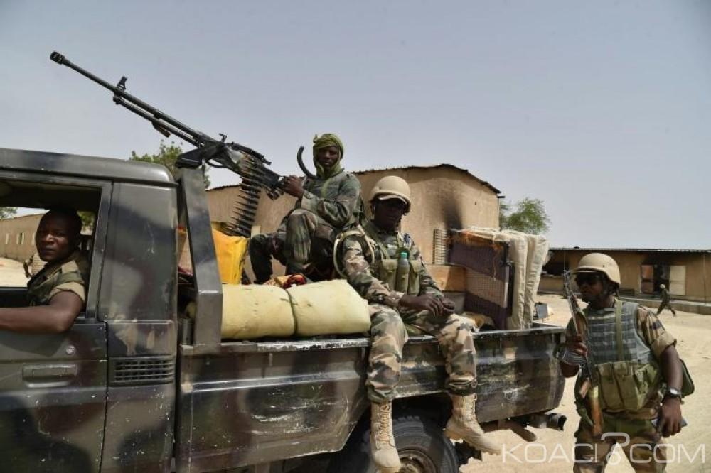 Nigeria-Niger: 30 bandits au moins abattus par les forces armées à la frontière