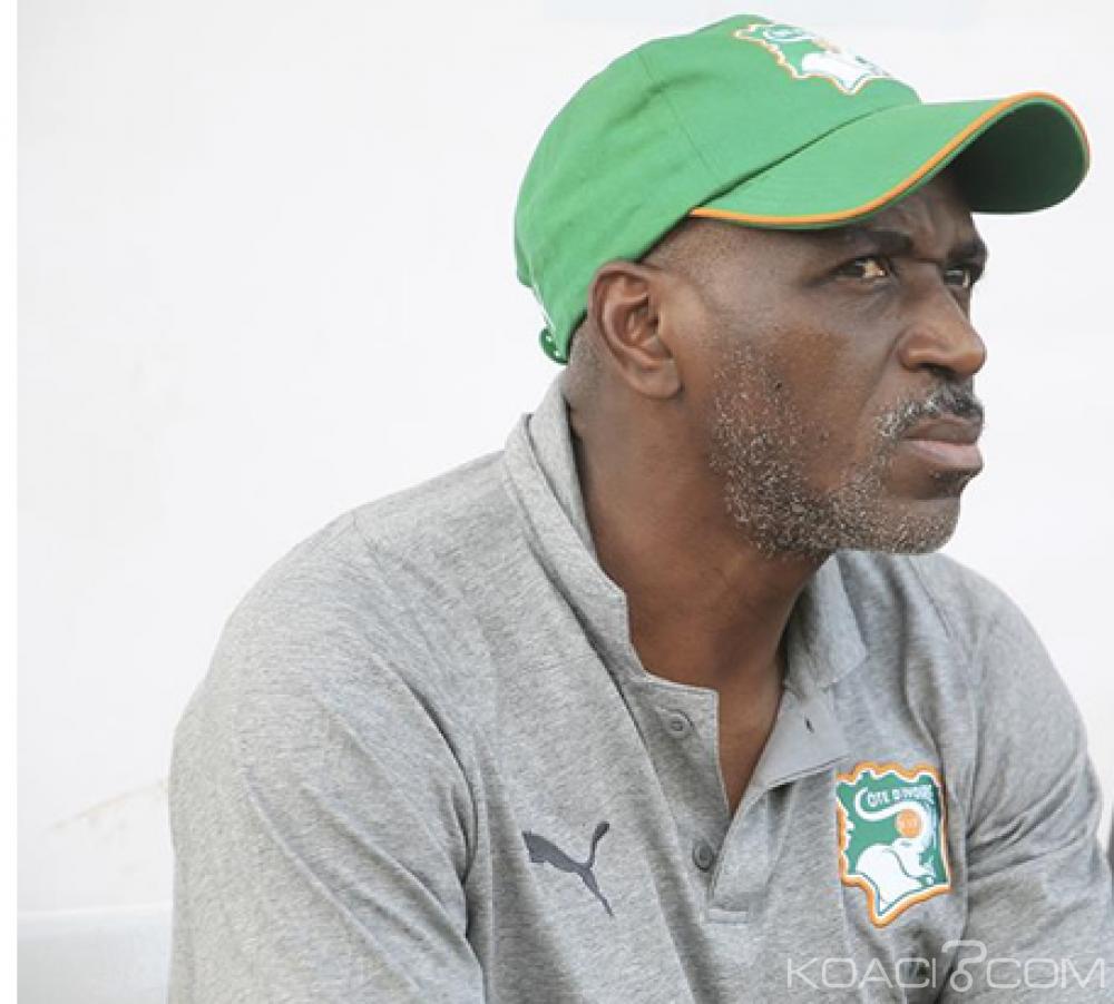 Côte d'Ivoire : CAN 2019, Kamara «On venait pour prendre des points on en a pris un nous ne sommes pas malheureux»