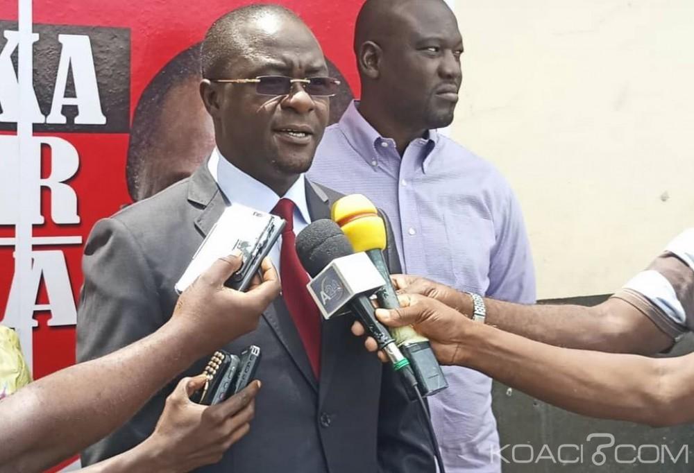 Côte d'Ivoire :  Locales 2018, Tehfour annonce qu'il a introduit aujourd'hui une requête en annulation du scrutin à Abobo avec des preuves à l'appui et appelle ses partisans au calme