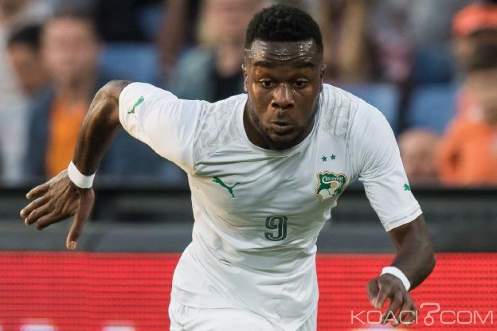 Côte d'ivoire : Maxwell Cornet pas satisfait de son temps de jeu prévient Lyon