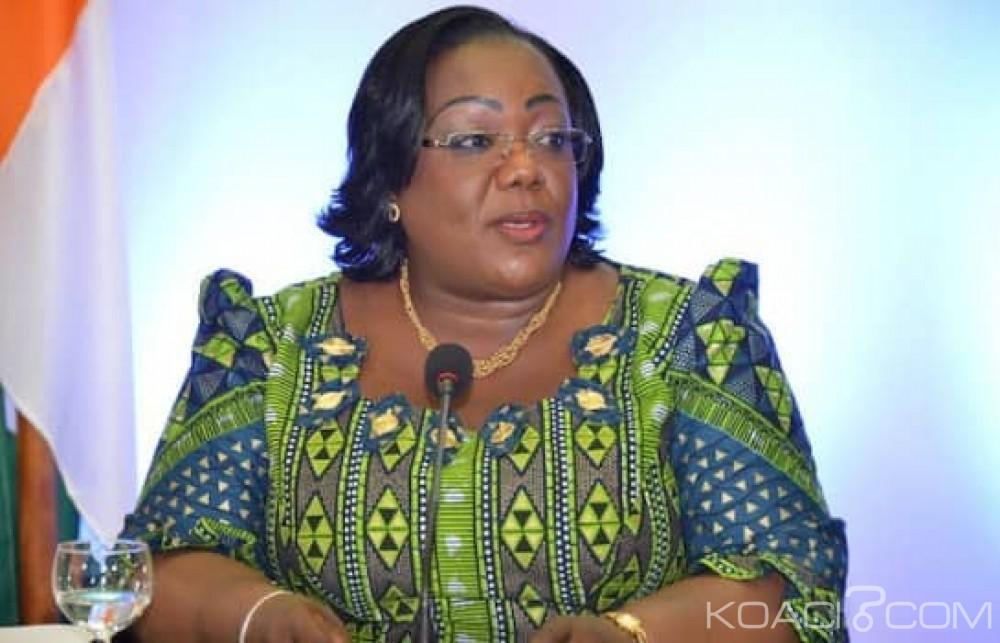Côte d'Ivoire :  Locales 2018, Anne Désirée Ouloto, seule femme élue présidente de conseil régional après sa défaite de 2013 face à feu Banzio