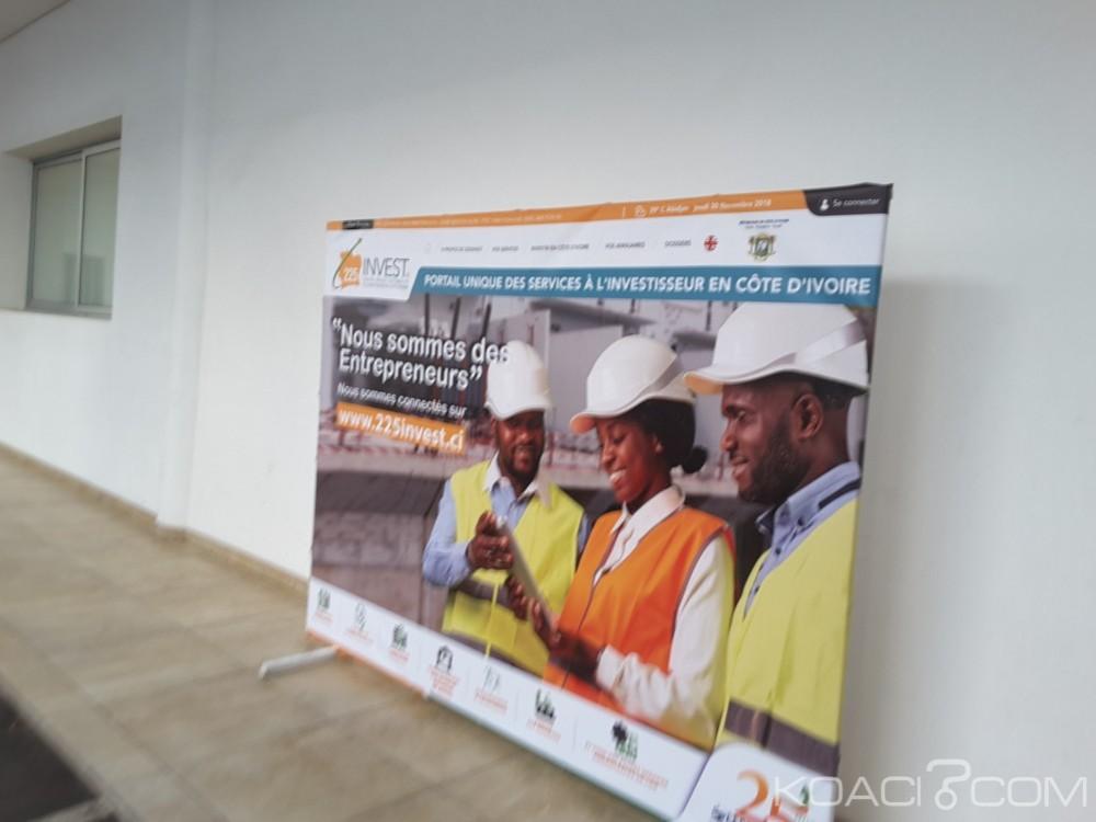 Côte d'Ivoire : Une plateforme unique des services à l'investisseur lancée par le CEPICI