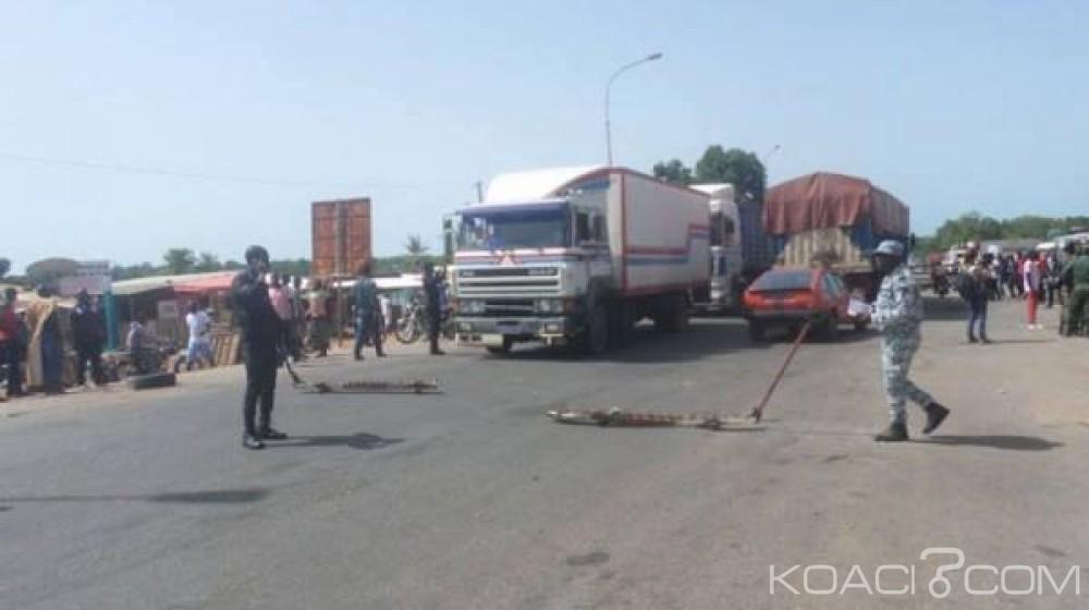 Côte d'Ivoire : Le racket sur les routes ferait perdre environ 100 milliards à l'Etat ivoirien