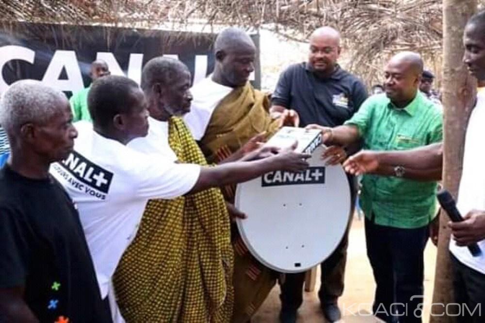 Côte d'Ivoire : Ficad, Canal+ et Fenis font leur com' à Daoukro avec Olivier Akoto