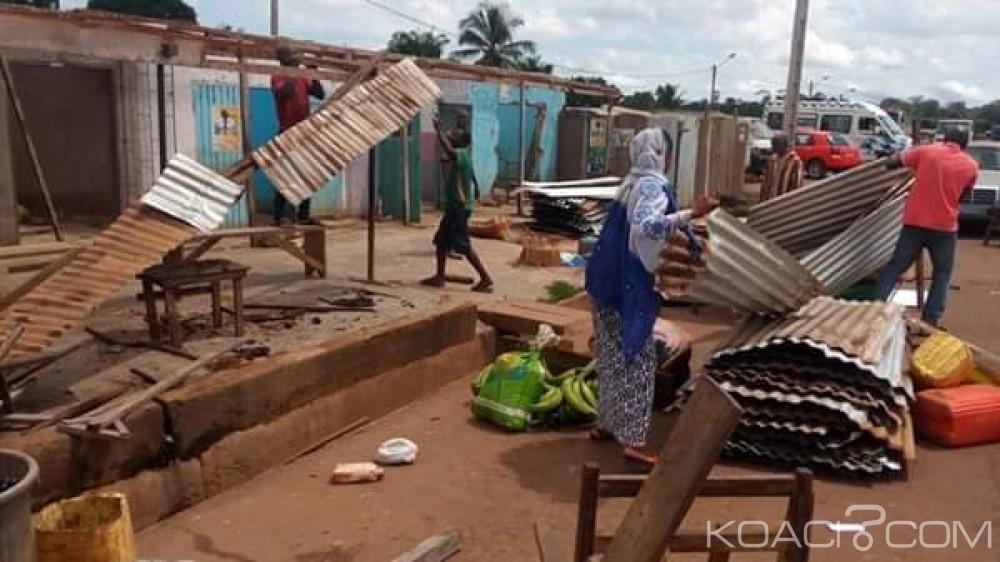 Côte d'Ivoire : Daoukro, construction d'une nouvelle station, déguerpissement des transporteurs et commerçants de la gare routière