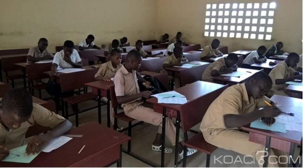Côte d'Ivoire : Examens scolaires de fin d'année, les inscriptions ouvertes s'achèveront le 14 décembre prochain