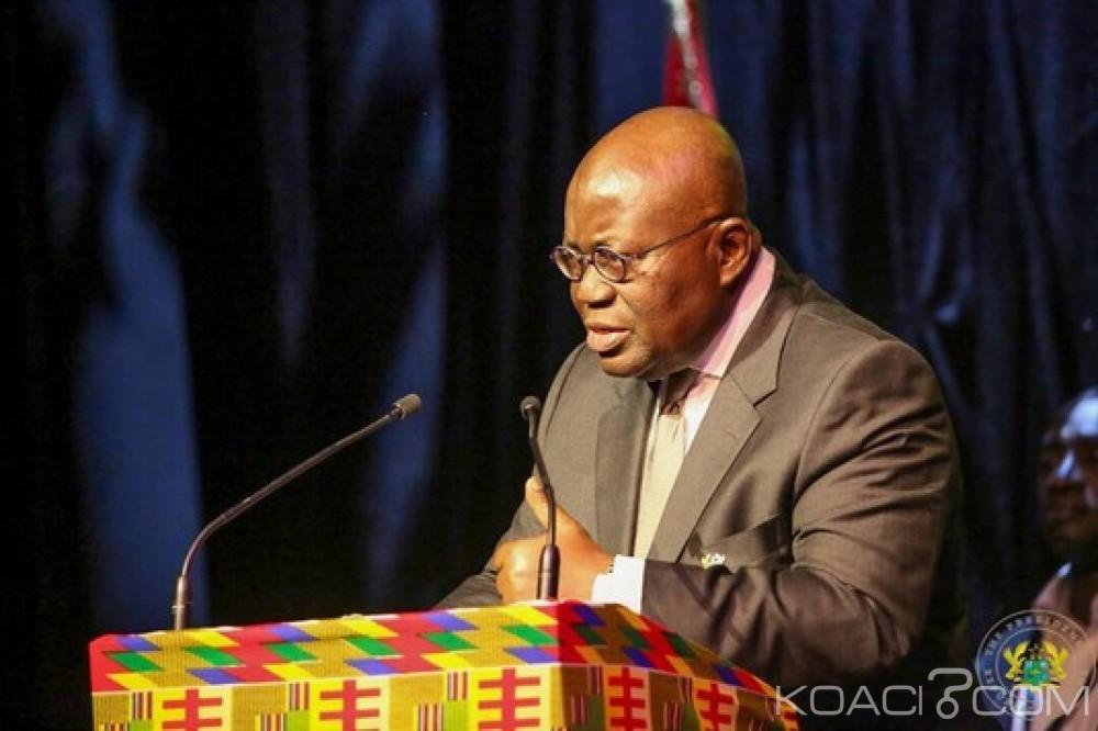 Ghana : Akufo-Addo n'est pas hospitalisé