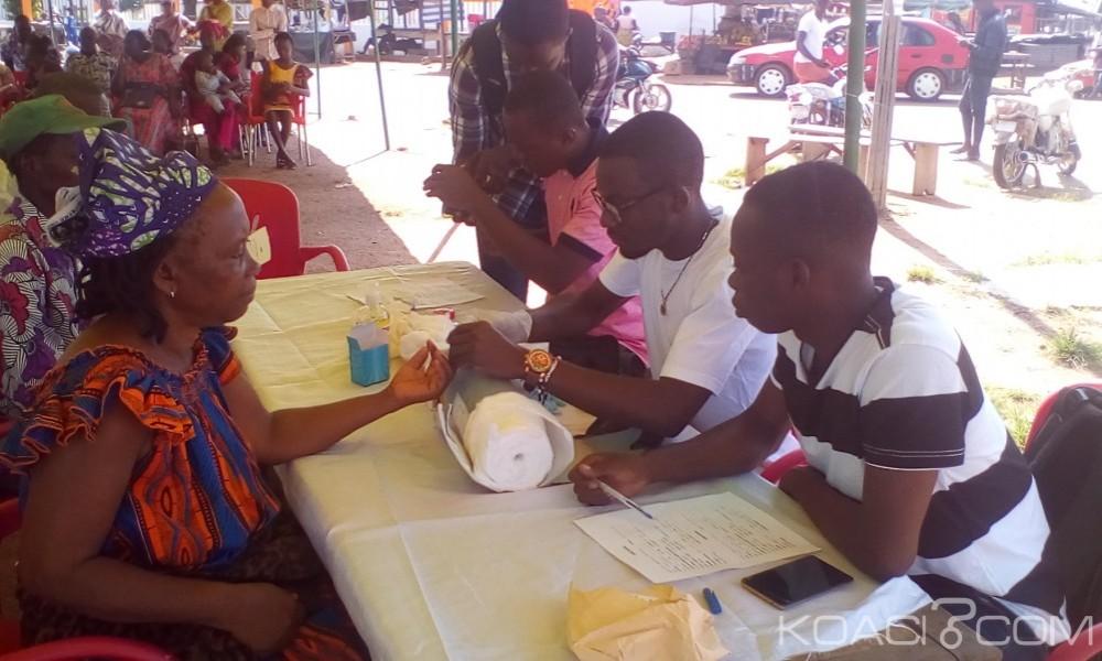 Côte d'Ivoire: Dépistage gratuit des personnes de l'HTA et du Diabète sucré