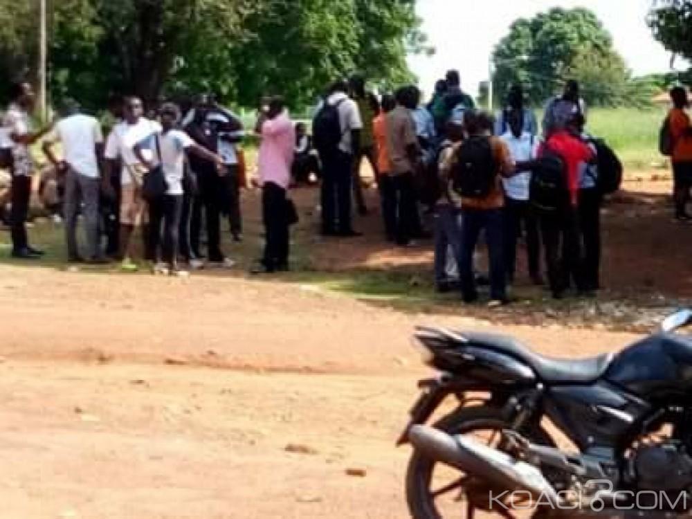 Côte d'Ivoire : Séguéla, les cours suspendus dans les établissements secondaires publics suite  au cambriolage  d'un enseignant