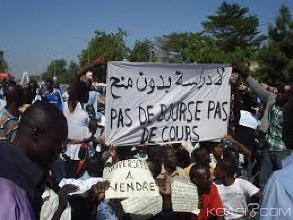 Tchad : Des manifestations d' étudiants  dispersées à coup de gaz lacrymogène à N'Djamena