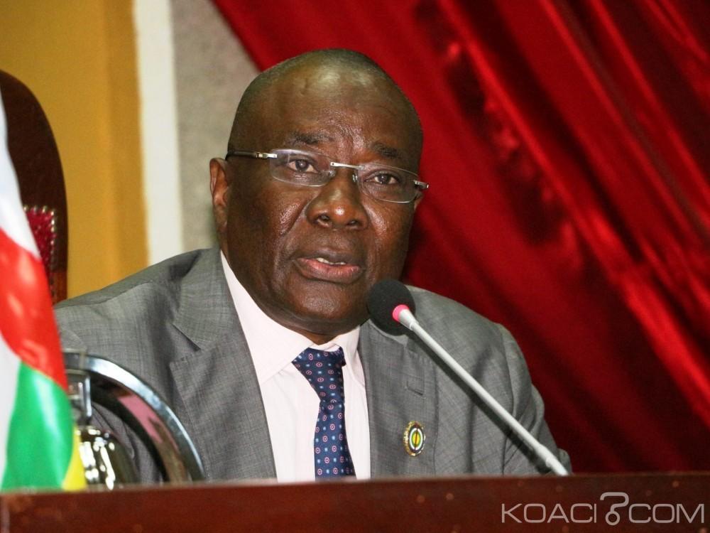 Centrafrique : Manifestation à Bangui contre une pétition de destitution du président du Parlement