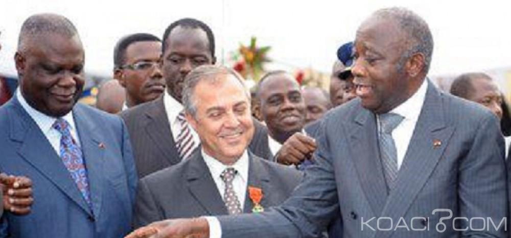 Côte d'Ivoire : Gbagbo confie à Tchieidé sa tristesse suite au décès de Marcel Gossio