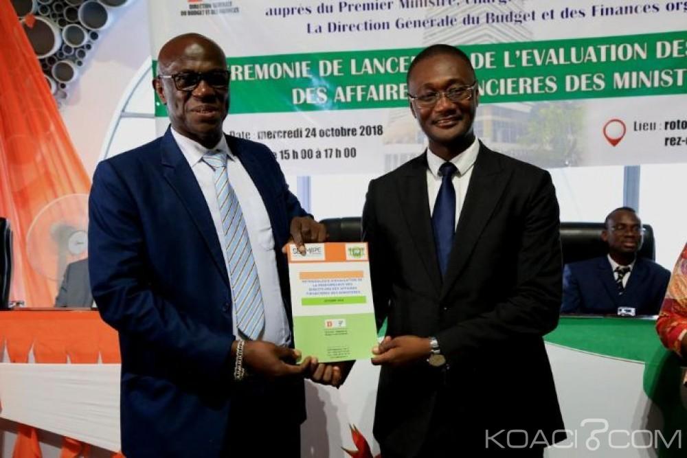 Côte d'Ivoire : Gestion des finances, un  mécanisme d'évaluation mis en place pour rattacher les DAF aux ministères plutôt qu'aux ministres