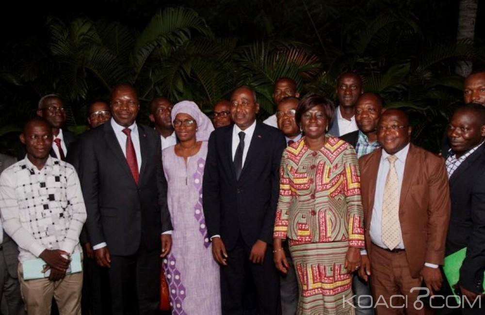 Côte d'Ivoire: Locales 2018, plus d'une vingtaine de candidats élus en indépendants se rallient au RHDP unifié du président Ouattara