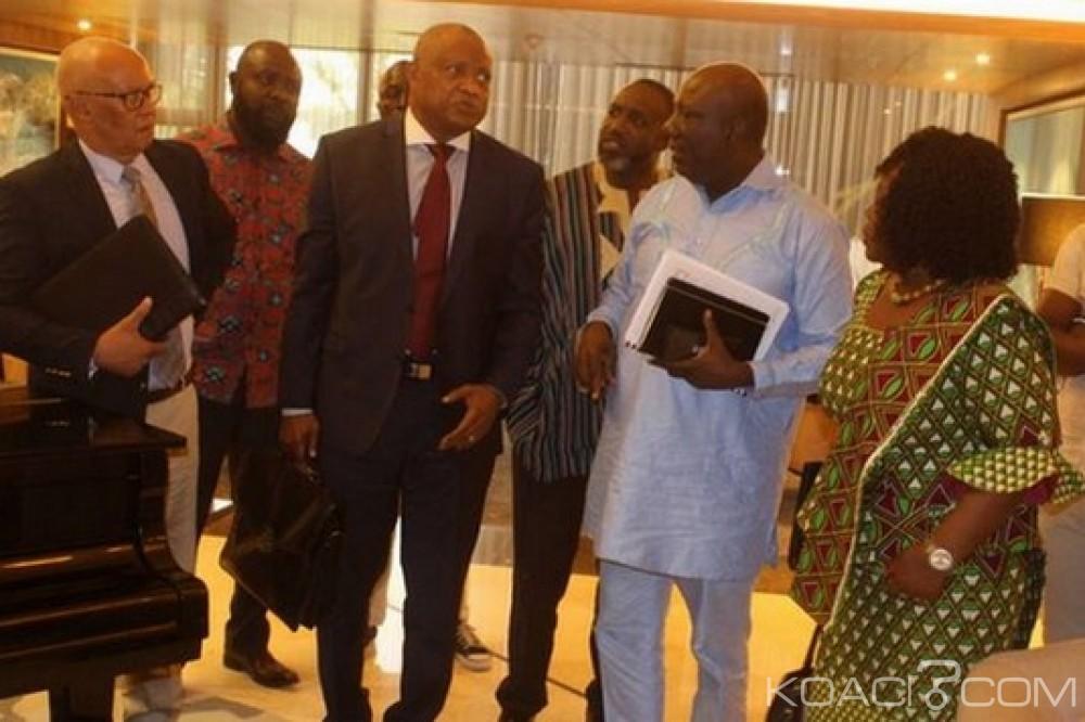 Togo : La C14 attendue chez Alpha Condé en Guinée pour une concertation