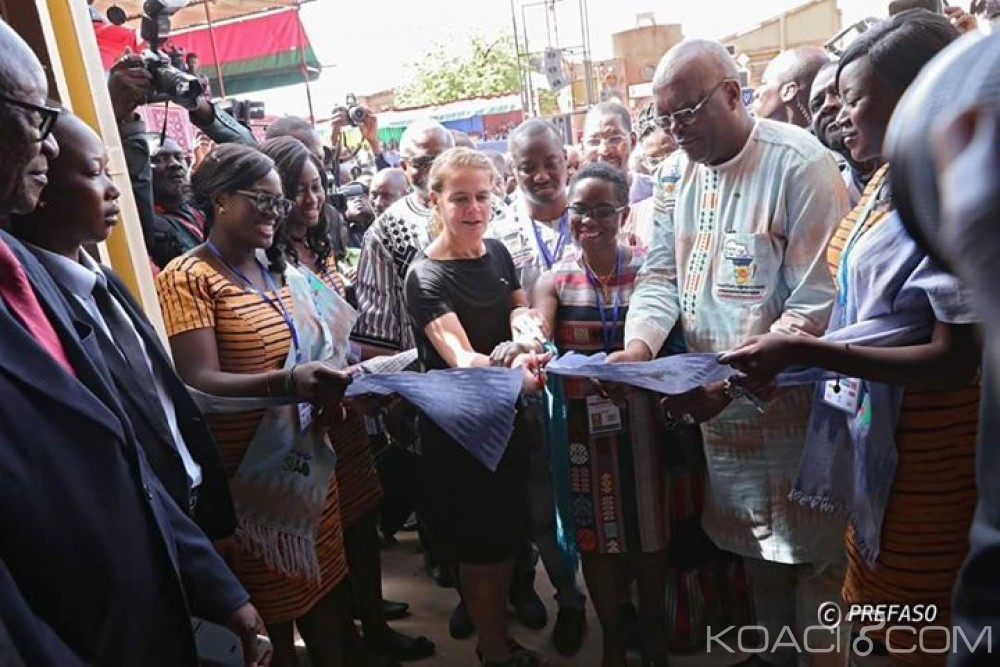 Burkina Faso : 350.000 visiteurs attendus au salon de l'artisanat