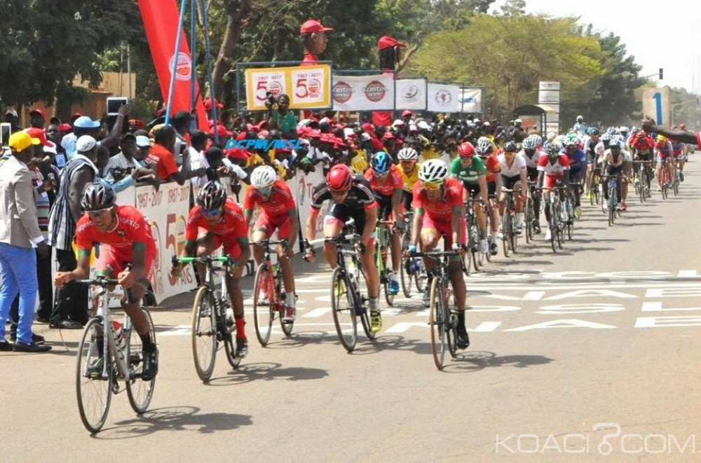 Burkina Faso : le Néerlandais Florian Smits remporte la première étape du tour du Faso