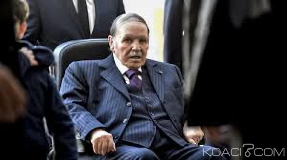 Algérie : Cloué dans un fauteuil roulant, Bouteflika candidat à  un cinquième mandat