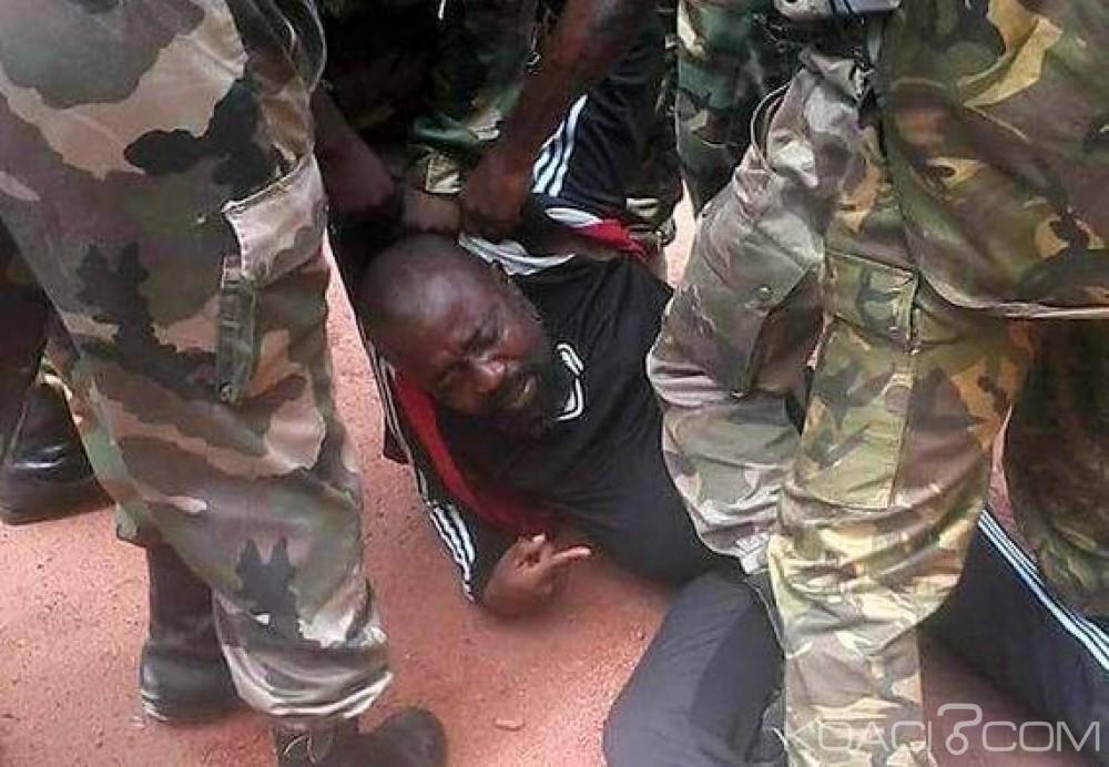 Centrafrique : Un député brandit son pistolet à l'assemblée nationale