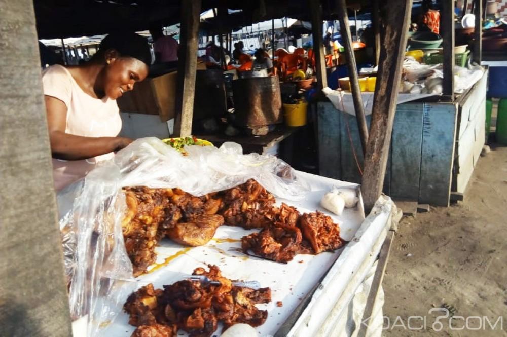 Côte d'Ivoire : Yopougon place Cp1, dans l'univers des vendeuses de «côcôti»