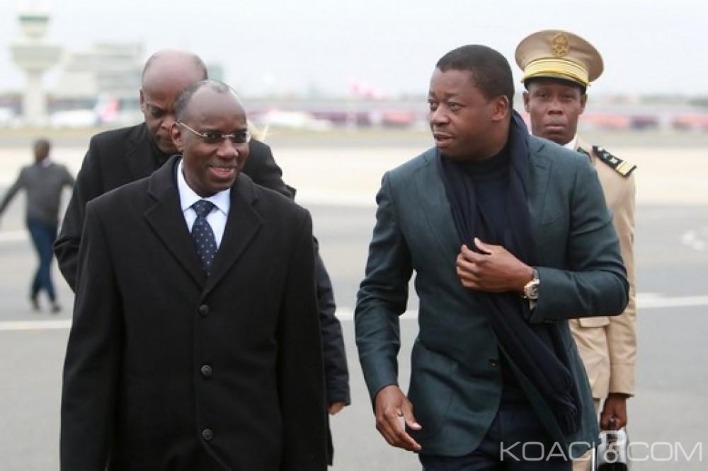 Togo : Faure Gnassingbé à Berlin pour le sommet du G20-Afrique