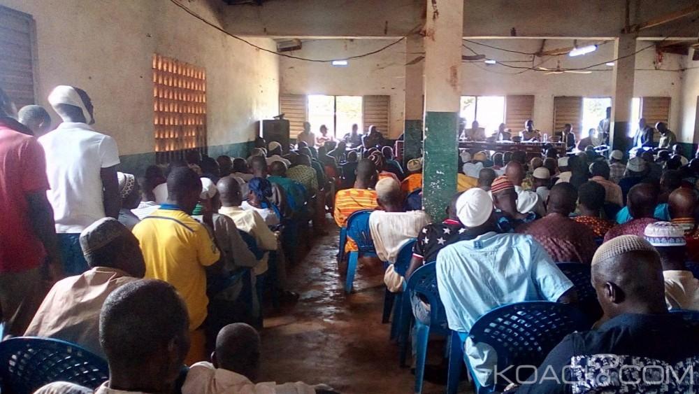 Côte d'Ivoire : Hache de guerre enterrée entre Baoulé et Malinké à Marabadiassa après une rencontre hautement sécurisée
